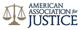 Logo -- American Association for Justice